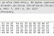 以太网帧结构分析vlan、优先级—wisrshark-西秦记